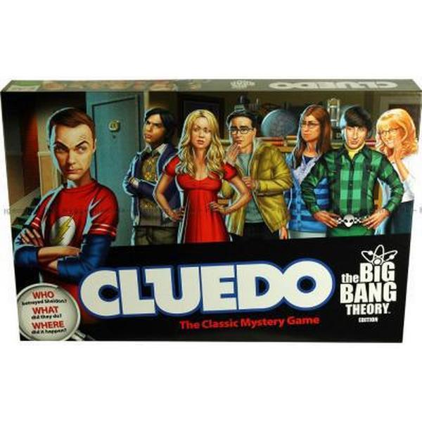 Cluedo: The Big Bang Theory