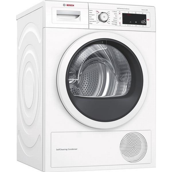 Bosch WTWH75I9SN Hvid