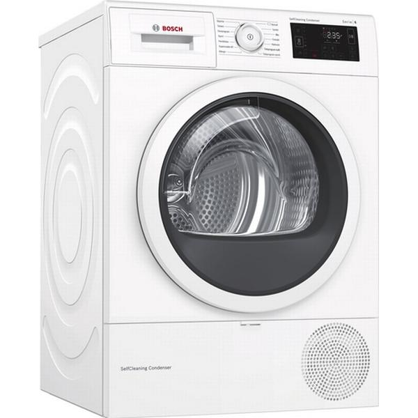 Bosch WTU876I9SN Hvid