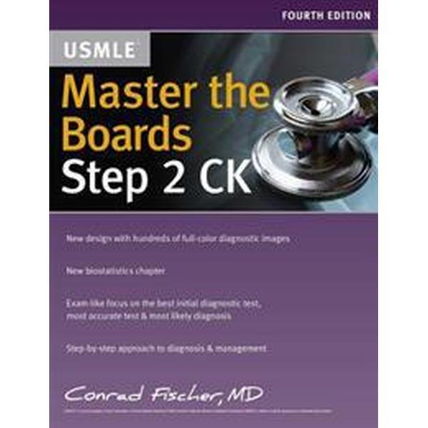 Master the Boards USMLE Step 2 Ck (Häftad, 2017)