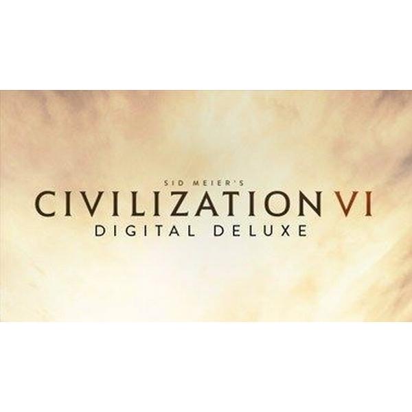 Sid Meier's Civilization 6: Digital Deluxe