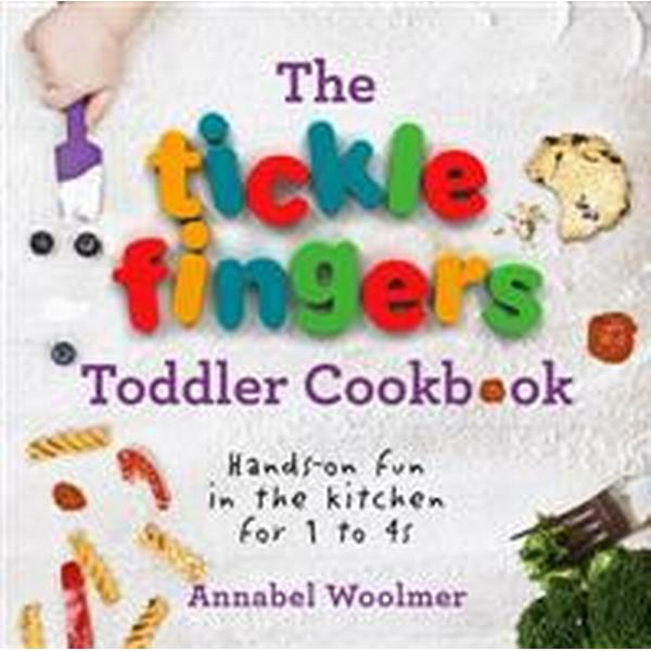 Tickle Fingers Toddler Cookbook (Inbunden, 2016)