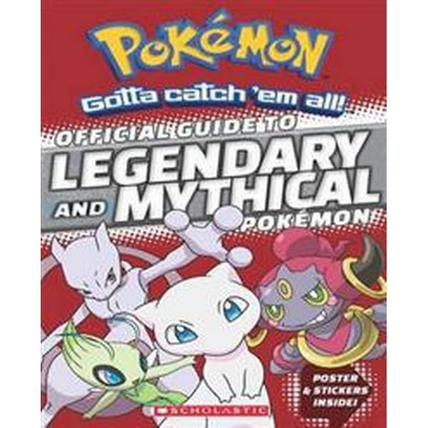 Official Guide to Legendary and Mythical Pokemon (Häftad, 2016)