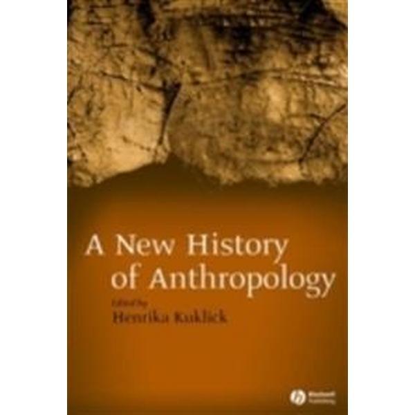 New History of Anthropology (Häftad, 2007)