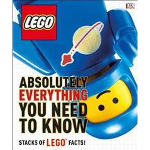 LEGO Absolutely Everything You Need to Know (Inbunden, 2017)
