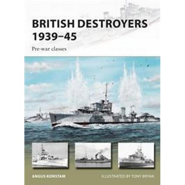 British Destroyers 1939–45 (Pocket, 2017)