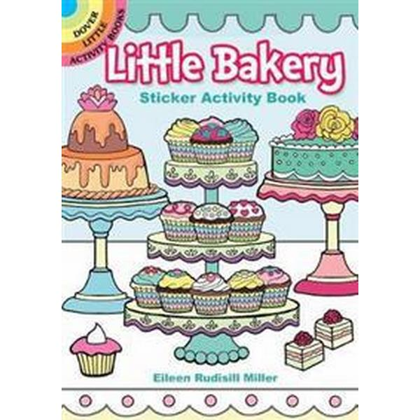 Little Bakery Sticker Activity Book (Pocket, 2016)
