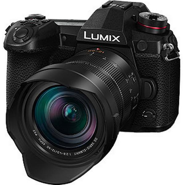 Panasonic Lumix DC-G9L + 12-60mm F2.8-4 OIS