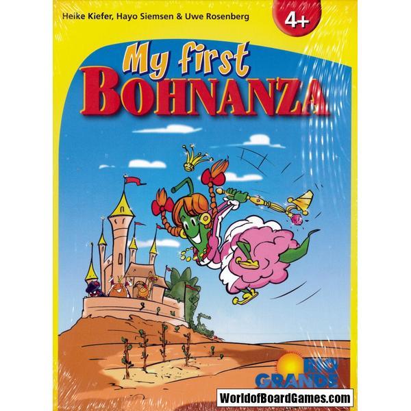 Rio Grande Games My First Bohnanza