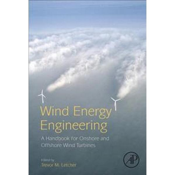 Wind Energy Engineering (Inbunden, 2017)