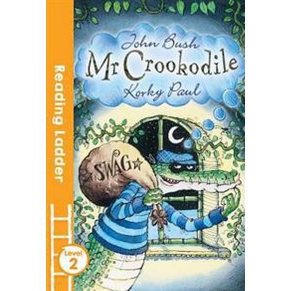 Mr Crookodile, Paperback