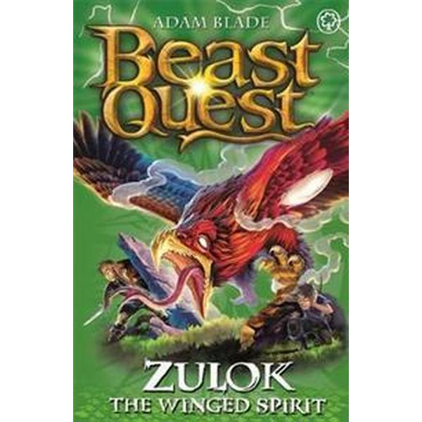 Beast Quest: Zulok the Winged Spirit: Series 20 Book 1 (Häftad, 2017)