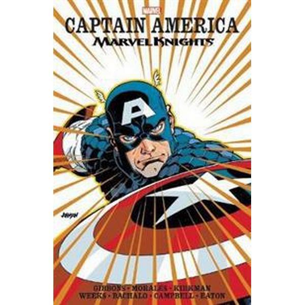 Captain America Marvel Knights 2 (Pocket, 2017)