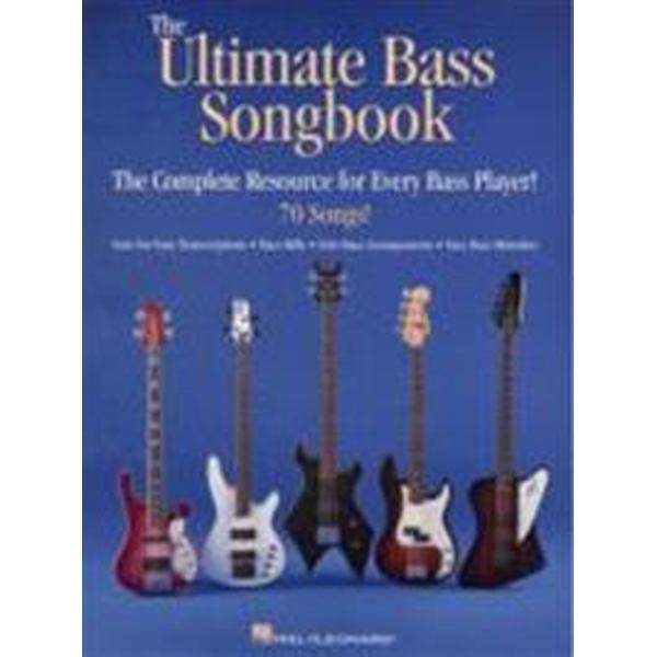 Ultimate Bass Songbook (Häftad, 2011)