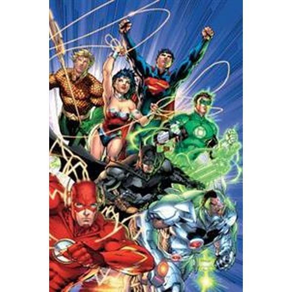 Absolute Justice League: Origin (Inbunden, 2017)