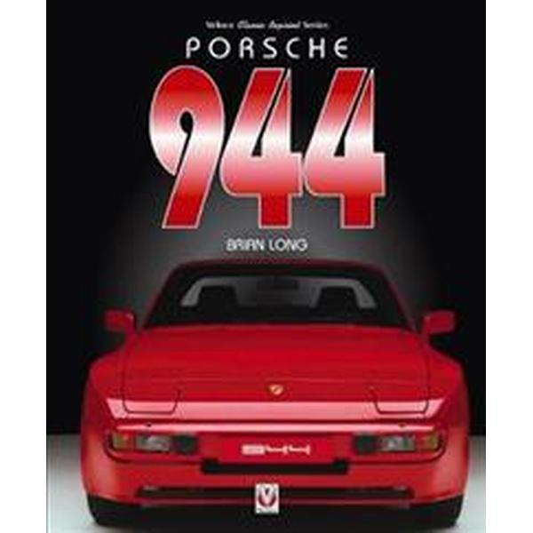 Porsche 944 (Häftad, 2017)