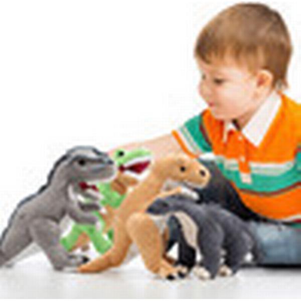 Junior Knows Kramdjur Dinosaurie