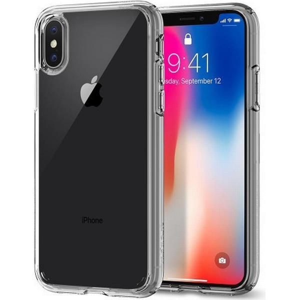 Spigen Ultra Hybrid Case (iPhone X)