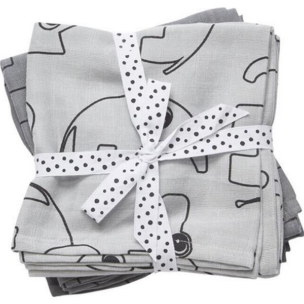 Done By Deer Swaddle 2-Pack Contour