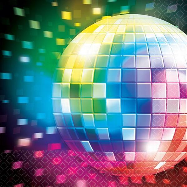Amscan Disco Fever (511222)