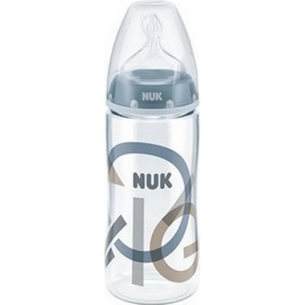 Nuk First Choice + Baby Bottle with Teat 300ml