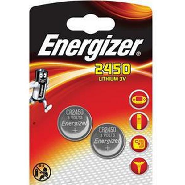 Energizer CR2450 2-pack