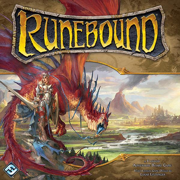 Fantasy Flight Games Runebound (Third Edition)