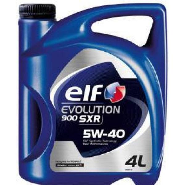 Elf Evolution 900 SXR 5W-40 Motor Oil