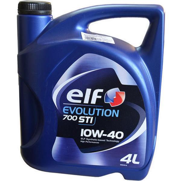 Elf Evolution 700 STI 10W-40 Motor Oil