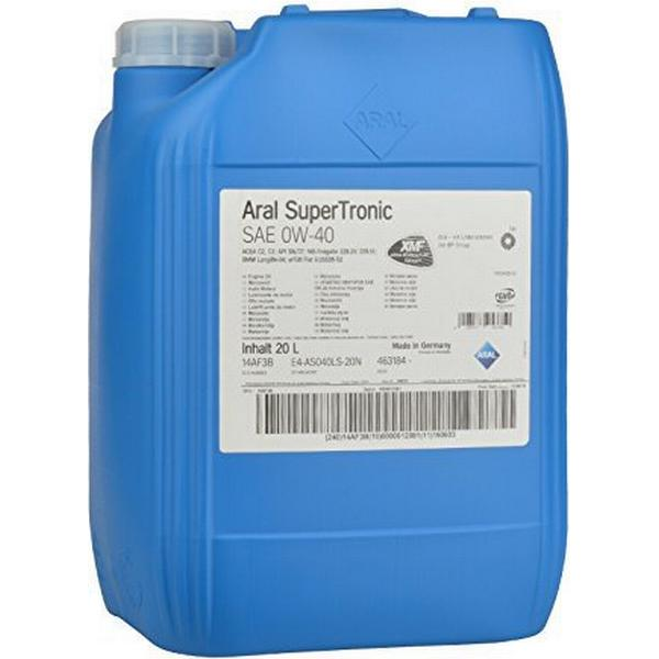 Aral SuperTronic 0W-40 Motor Oil
