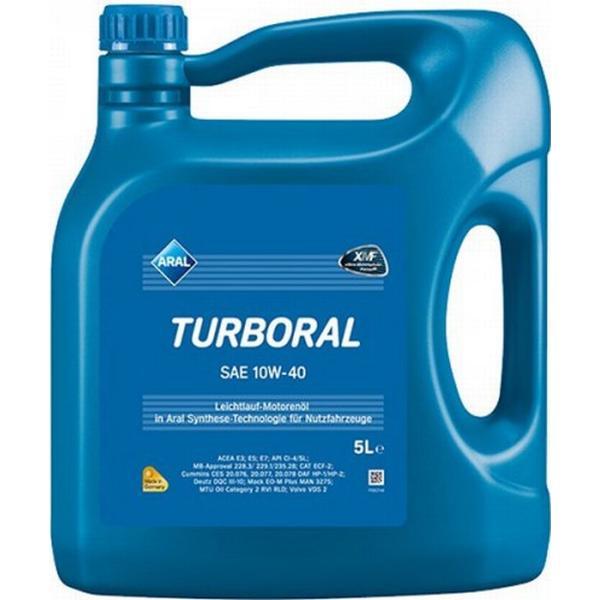 Aral Turboral 10W-40 Motor Oil