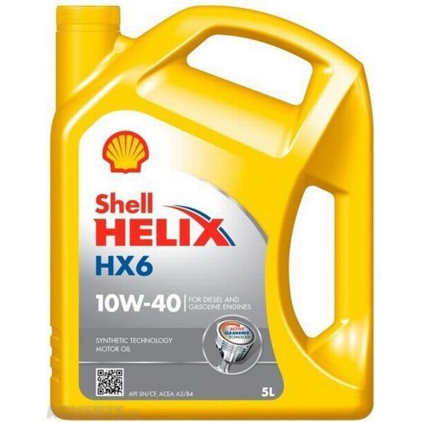 Shell Helix HX6 10W-40 Motor Oil