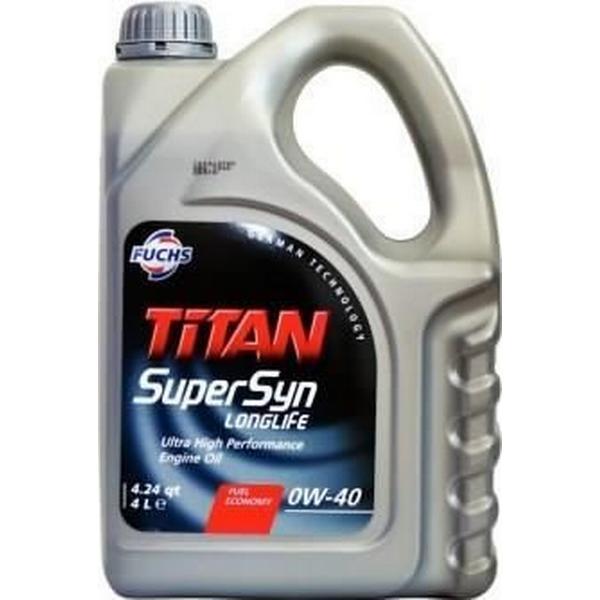 Fuchs Titan Supersyn Longlife 0W-40 Motorolie