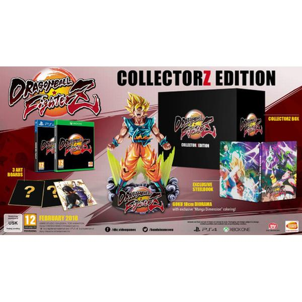 Dragon Ball Fighter Z - Collectors Edition