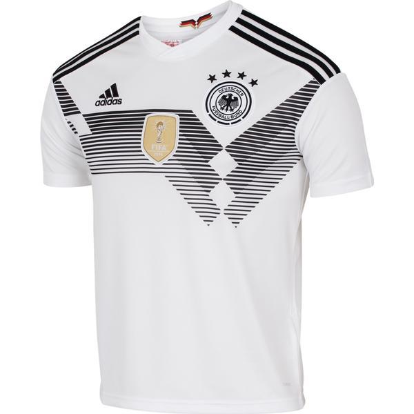 Adidas Tyskland Hjemmebanetrøje VM 18/19 Børn