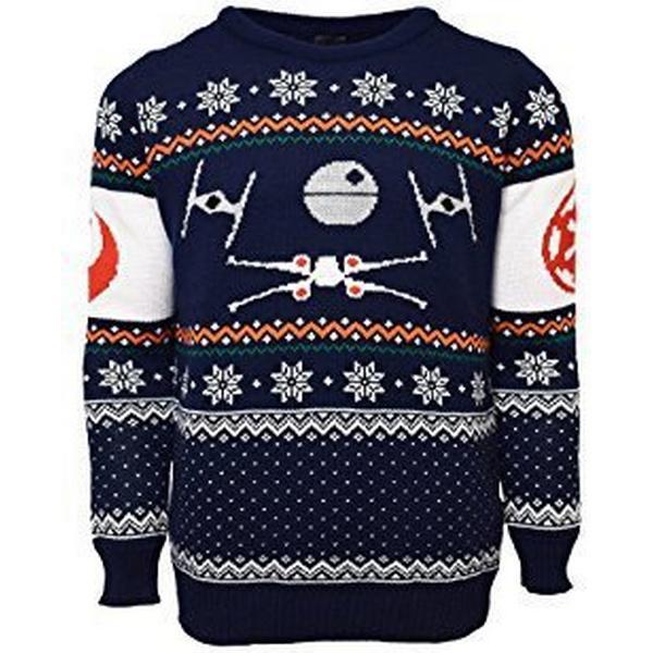 Numskull Star Wars Tie Fighter Sweater Unisex