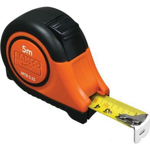 Bahco MTB-5-25-M Measurement Tape