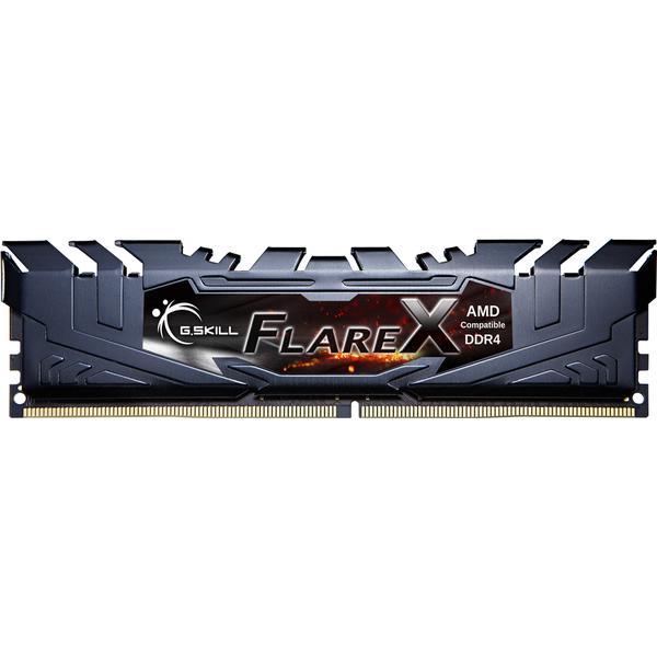 G.Skill Flare X Black DDR4 2933MHz 4x16GB for AMD (F4-2933C16Q-64GFX)