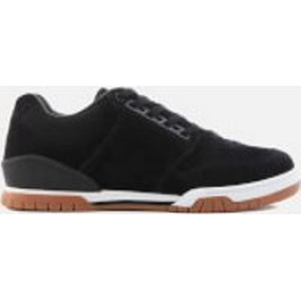 Lacoste Indiana Men's Indiana Lacoste 316 Trainers - Black b3f12f