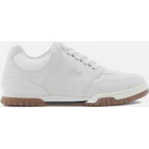 Lacoste Men's Indiana 316 Trainers - Off - White - UK 8 - Off White 679166
