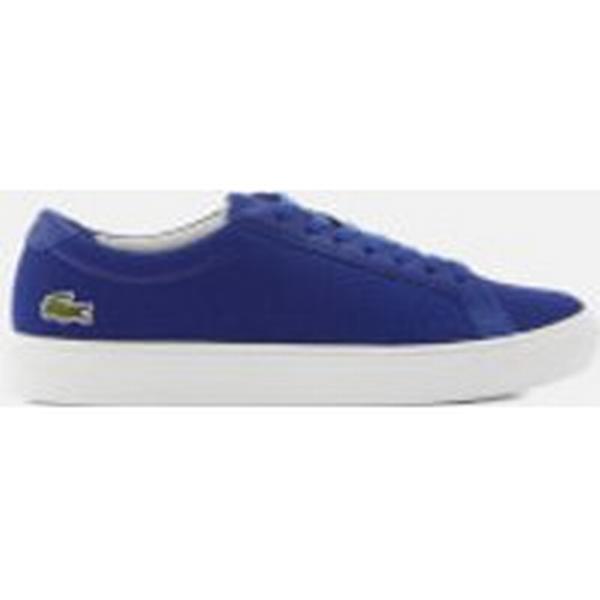 Lacoste - Men's L.12.12 Trainers - Dark Blue - Lacoste UK 7 - Blue 1fbdeb