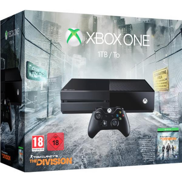 Xbox One 1TB - Tom Clancy's The Division