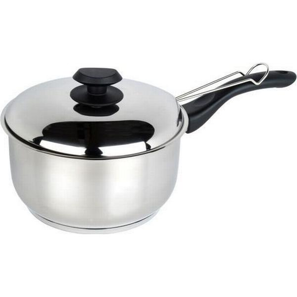Pendeford Sapphire Polished Sauce Pan with lid 20cm