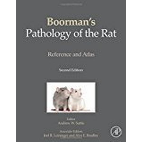 Boorman's Pathology of the Rat (Inbunden, 2017)