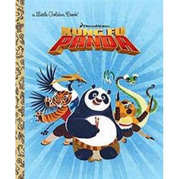 Dreamworks Kung Fu Panda (Inbunden, 2017)
