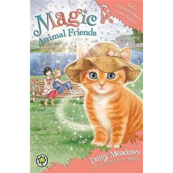 Magic animal friends: katie prettywhiskers to the rescue - book 17 (Pocket, 2016)