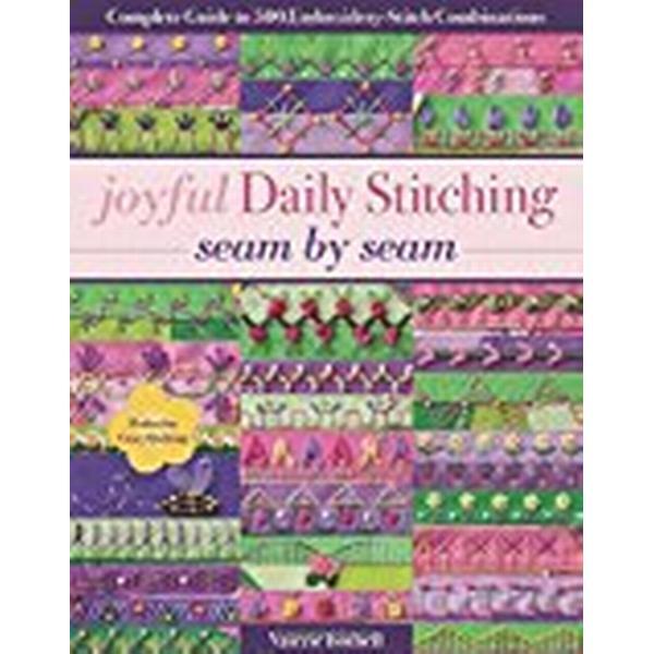 Joyful Daily Stitching - Seam by Seam (Häftad, 2018)