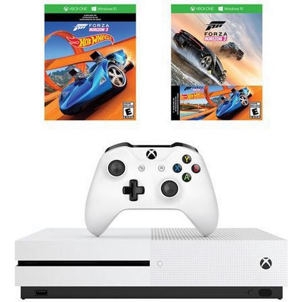 Microsoft Xbox One 1TB - Forza Horizon 3 Hot Wheels Bundle