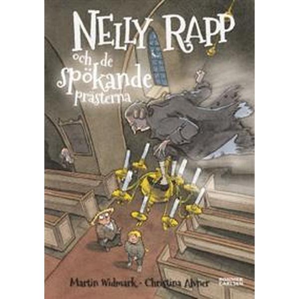 Nelly Rapp och de spökande prästerna (Kartonnage, 2015)