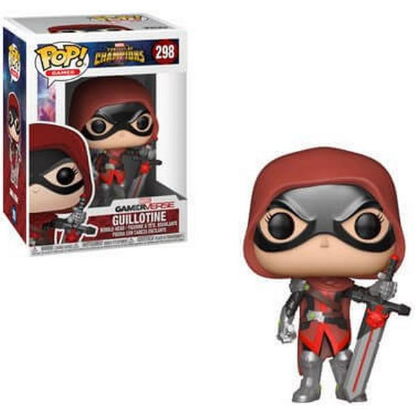 Funko Pop! Games Marvel Contest of Champions Guillotine